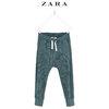 ZARA 童装男童 质感绒布裤 04805687220 59元