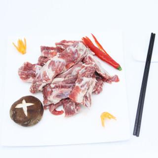 福成 鲜到家 牛腹肉条 (600g、红烧味)