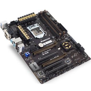 BIOSTAR 映泰 Hi-Fi B150Z5 主板(Intel B150/ LGA 1151)