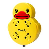 MAYA 玛雅 D460P 小黄鸭创意4位插座 1.8米