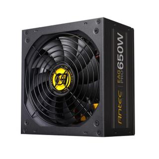 Antec 安钛克 EAG650 pro 电脑电源 金牌(90%)650W 半模组化