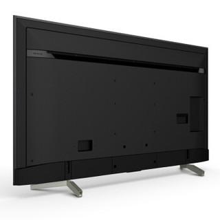 SONY 索尼 KD-85X8500F 85英寸 4K液晶电视