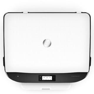 HP 惠普 惊艳系列 6222 照片打印一体机 (喷墨、无线,USB,移动APP打印、A4、墨盒、支持自动双面打印)