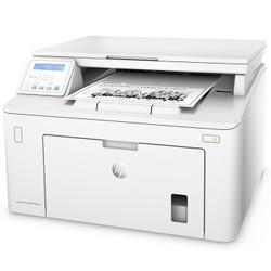 惠普M227D黑白激光打印机一体机自动双面高速办公复印扫描三合一
