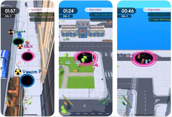 游戏虽小,乐趣十足,两款iO游戏推荐