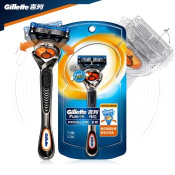 Gillette 吉列 锋隐致顺 剃须刀套装 (1刀架1刀头)