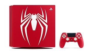SONY 索尼 《蜘蛛侠》限定版 PS4 Pro 1TB 游戏主机