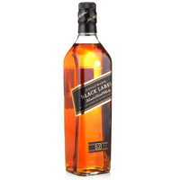 JOHNNIE WALKER 尊尼获加 黑牌 调配型苏格兰威士忌 700ml