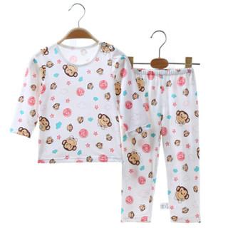 Babyprints 宝宝肩扣长袖套装 80