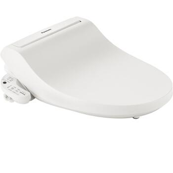松下(panasonic)智能马桶盖除菌抗菌通用即热式日本品牌盖板快速加热洁身器DL-7230CWS