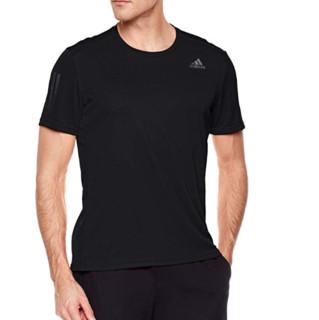 adidas 阿迪达斯 DM2810 男式 跑步短袖T恤