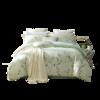 24日10点:LOVO 全棉床品四件套1.5~1.8米 多款 299元