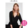 ZARA  女装 结饰不对称罩衫 02329390800 59元