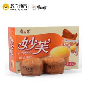 康师傅 妙芙欧式蛋糕 奶油味 192g *2件