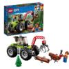 LEGO 乐高  城市系列 60181 林业工程车 128元