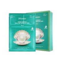 历史低价 : JM solution 海洋珍珠三部曲面膜 10片 *5盒