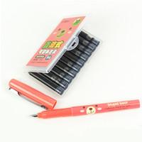晨光 学生钢笔 2支 送20只墨囊
