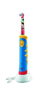 Oral-B 欧乐-B D10 儿童充电型电动牙刷 米奇款