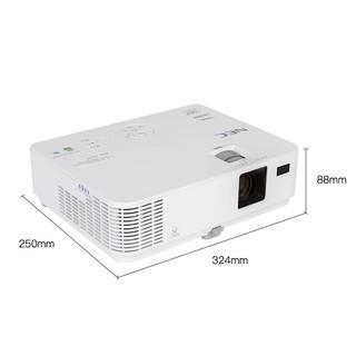 NEC 日电 CD3105H 家用投影机 白色
