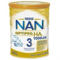 Nestle NAN HA 雀巢超级能恩金盾奶粉 3段 800g