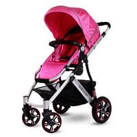 Babyruler ST380 高景观万向轮婴儿推车