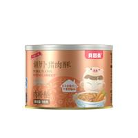 BEINGMATE 贝因美 胡萝卜猪肉酥 115克