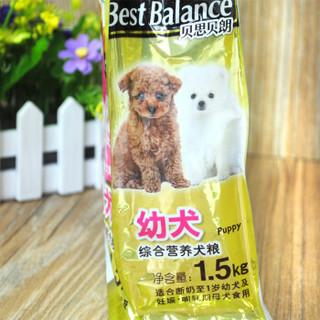 Gaines 佳乐滋 贝思贝朗 Best Balance 幼犬狗粮 1.5公斤