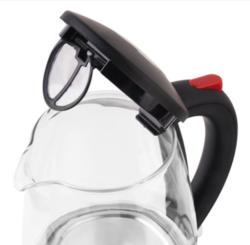 SMAL 西摩 WK-0810C 玻璃电热水壶 1.7L