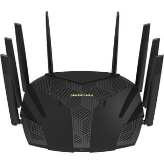 水星(MERCURY)T30HG 3000M三频千兆无线路由器 智能wifi稳定穿墙高速光纤家用大覆盖