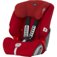 Britax 宝得适 汽车儿童安全座椅 Evolva1-2-3 plus 超级百变王 热情红