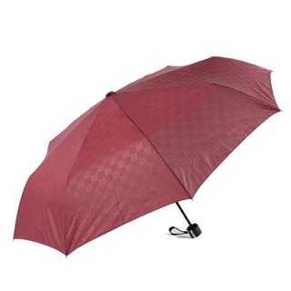 美度 男士商务压花折叠伞