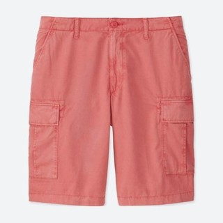 UNIQLO 优衣库 406557 工装短裤