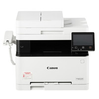 Canon 佳能 黑白激光一体机 imageCLASS 智能彩立方 iC MF635Cx 白色