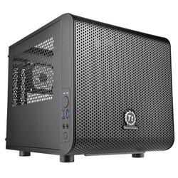 Thermaltake 曜越 Core V1 黑色 ITX机箱