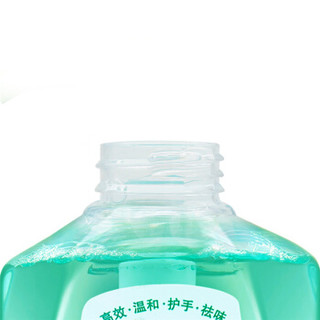 妈妈壹选 天然柠檬草油 洗洁精 1kg