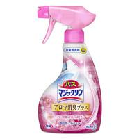 PLUS会员:Kao 花王 kao 花王 浴室清洁剂 玫瑰香 380ml