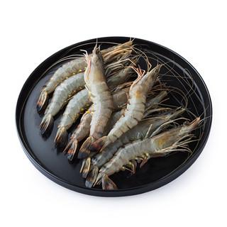 简单滋味 核酸已检测  鲜冻越南黑虎虾400g 草虾  火锅烧烤食材 海鲜水产