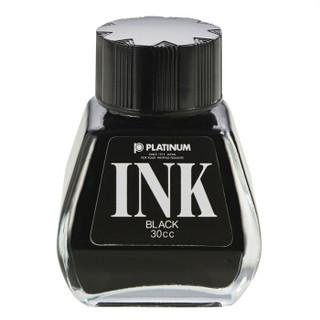 PLATINUM 白金 INK-400 墨水 (黑色、30ml)
