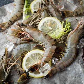 简单滋味 越南黑虎虾