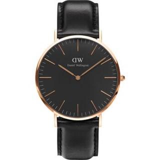 DanielWellington 丹尼尔惠灵顿  DW00100127 男士手表