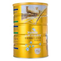 开心羊奶粉 中老年配方羊乳粉(中老年适用) 800g *5件