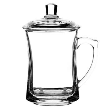 青苹果 品尚系列 EZ1011 玻璃茶杯 340ml