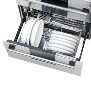SIEMENS 西门子 HS244500W 不锈钢消毒柜 90L