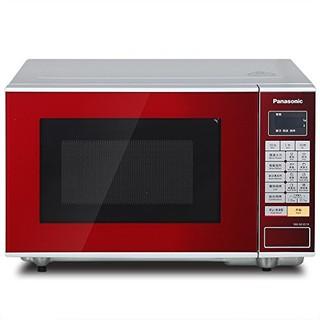 Panasonic 松下 NN-GF351X 微波炉 23L 红色