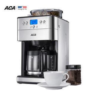 ACA 北美电器 AC-M18A 1.8L 全自动 咖啡机