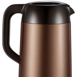 SUPOR 苏泊尔 SWF17S01B 电水壶 1.7L 咖啡色