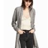 H&M H&M HM0623564 女士中长款针织开衫