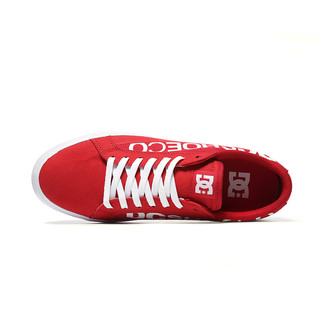 DC SHOES ADYS300504-RED 男士休闲帆布鞋