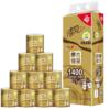 清风(APP)卷纸 原木纯品金装系列 4层140克卫生纸*10卷(新老包装交替发货) *7件 101.72元(合14.53元/件)