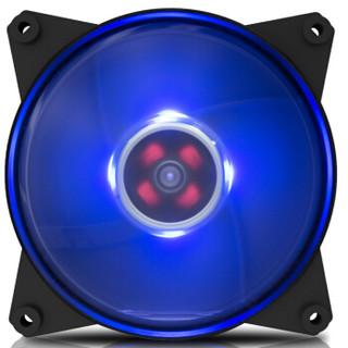 COOLERMASTER 酷冷至尊 MasterFan Pro120 RGB机箱风扇(兼容4厂主板RGB灯效)